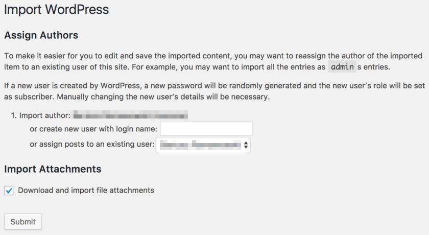 jak przenieść z wordpress.com na wordpress.org