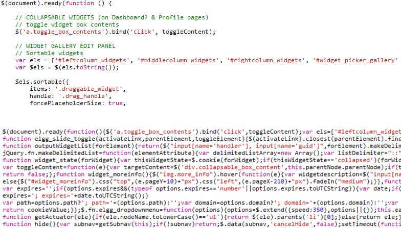 WordPress wolno się ładuje minifikacja - przed i po