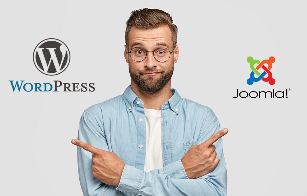 wordpress czy joomla
