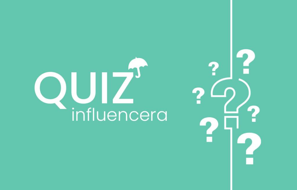 quiz influencera