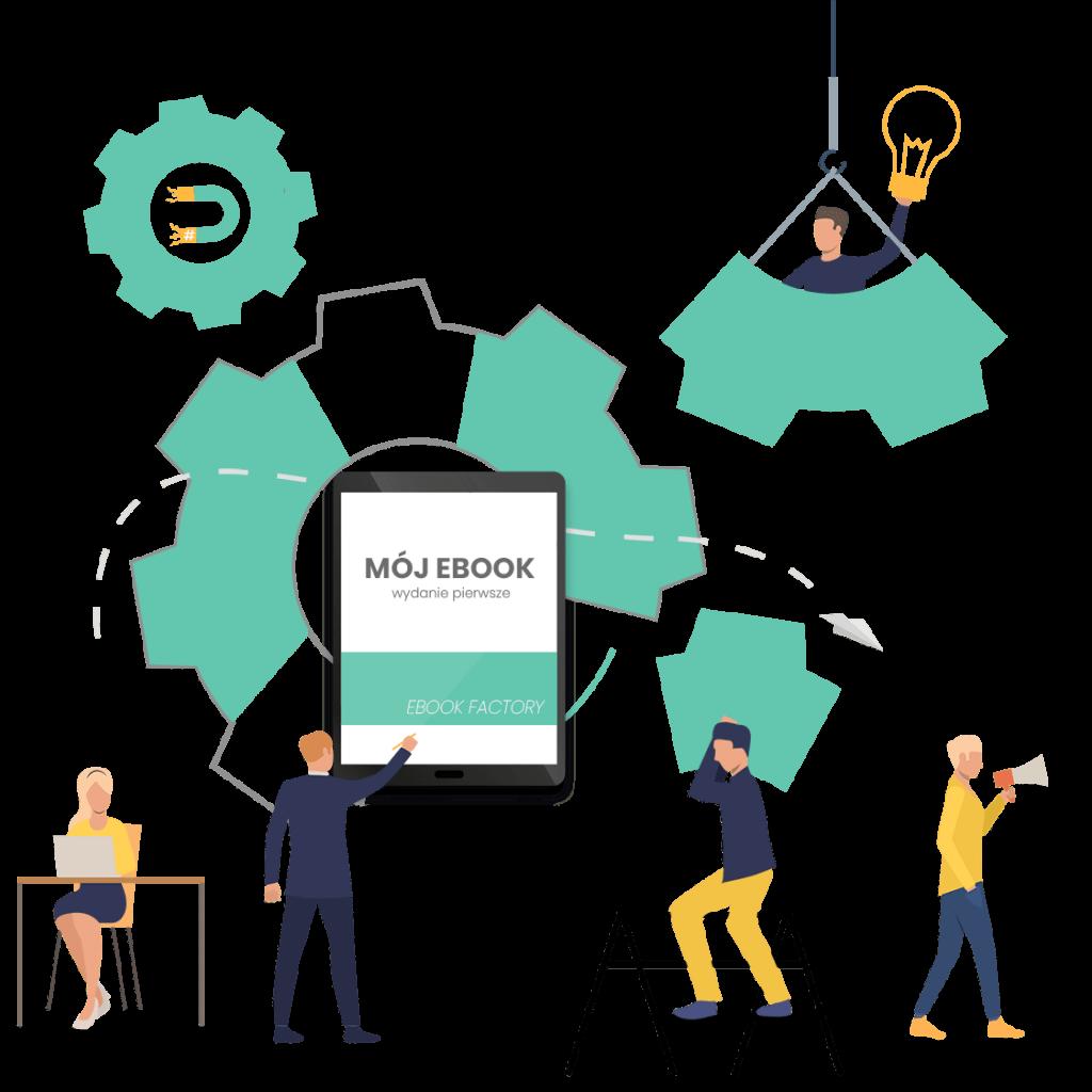 ebook factory jak wydać ebooka